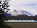 Icebergs at Torres del Paine
