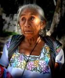 Charming Mayan Lady, Merida