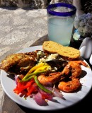 Assorted Seafood Plate, Merida
