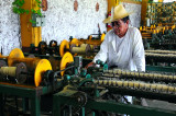 Don Miguel Runs Sisal Rope Production, Sisal Hacienda on Yucatan