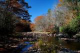 Upper Williams River Late Fall Scene tb11085i