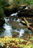 Little Rough Run Mini Falls  Foliage tb0930jjr.jpg