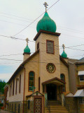 Saint Nicholas Ukrainian Catholic Church - Mahanoy City, PA