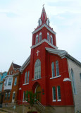 Saint Fidelis Catholic Church - 1863 - Mahanoy City, PA