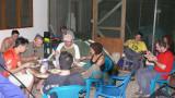 Dinner at Las Damas