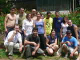 Anthros Costa Rica Grotto Members