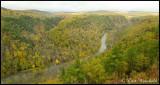 View from Leonard Harrison St Pk.