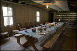 Lumber Museum Mess Hall