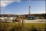 Former farms & meadows are now teeming with gas technology.