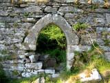 15th Century chapel ruin in Clare