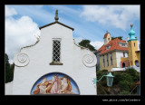 Lady's Lodge & The Chantry, Portmeirion 2008