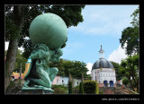 Hercules & The Pantheon, Portmeirion 2008