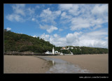 The Village from the Estuary, Portmeirion 2008