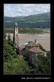 View #1 from the Gazebo, Portmeirion 2008