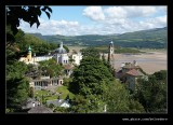View #2 from the Gazebo, Portmeirion 2008