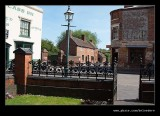 View from Church, Black Country Museum