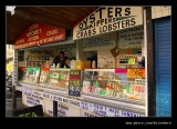 Seafood Stall, Scarborough, North Yorkshire