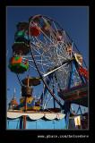 Fun Fair Wheel, Scarborough, North Yorkshire