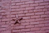 Stars on Brick Buildings