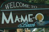 Arriving at Mameo Beach
