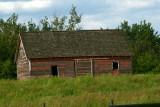 Prairie shed