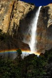 Bridal Veil Falls, All Dressed Up with a Rainbow