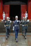 Changing Guards at Martyr's Shrine