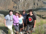 I enjoyed accompanying the younger members of the trip on a few afternoon hikes.