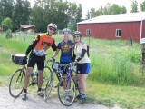 My flat-tire changing crew. Just one flat for me on last day of riding.jpg