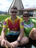 Triathletes!
