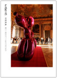 Jeff Koons in Versailles 4