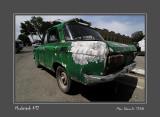 MOSKVITCH 412 Samarqand - Uzbekistan