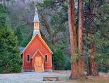 Yosemite Valley Chapel 23245