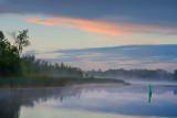 Scugog River At Sunrise 17329