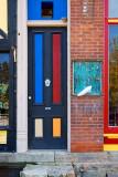 Colorful Door 20914