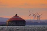 Steel Winds At Dawn 51998