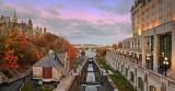 Ottawa Locks At Dawn 09883-6