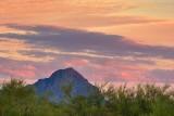 Desert Sunset Clouds 76994