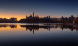 Ottawa Dawn Skyline 20091101