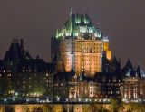Quebec City At Night 42591
