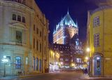 Quebec City At Night 42968