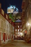 Quebec City At Night 42933