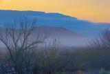 Big Bend At Dawn 6646