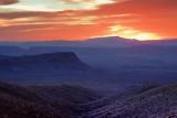 Big Bend Sunset 7643