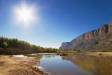 The Rio Grande & Mesa de Anguila 7395