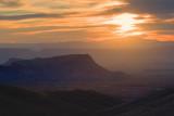Big Bend Sunset 7602