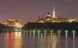 Parliament Hill At Night 16157