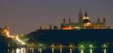 Parliament Hill At Night 16149
