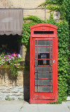 Red Phone Booth 20080710
