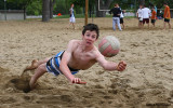 High School Beach Volleyball